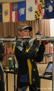 Kirsten Joy Weiss Competition Rifle