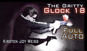 The Gritty Glock 18 – Full Auto – Trigger Happy Tuesday Ep. 1
