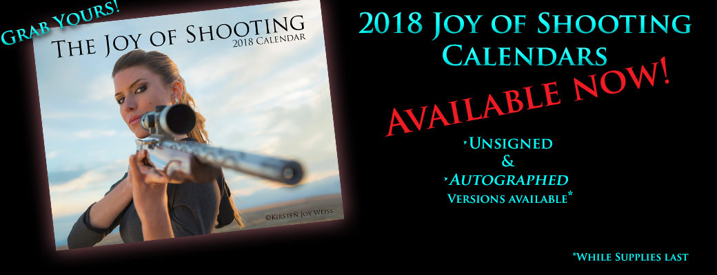 2018 Joy of Shooting Calendars