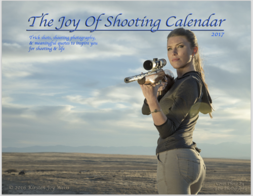 The Joy Of Shooting Calendar