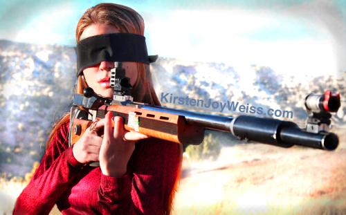 blindfold branded