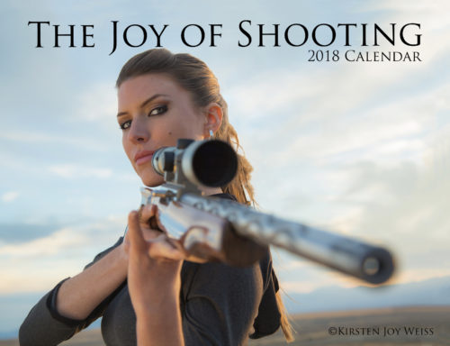 2018 Joy of Shooting Calendars are HERE – For a Limited Time!