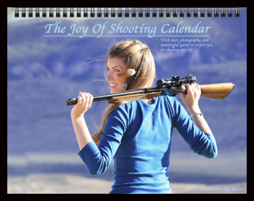 The Joy of Shooting 2016 Calendar is Here!