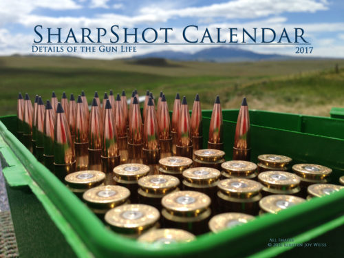 KJW Autographed Shooting Calendars Here – Extremely Limited!